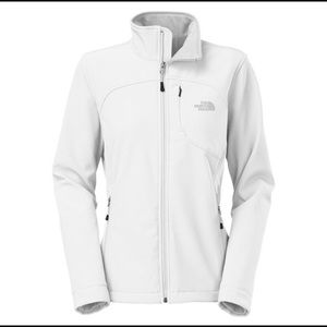 The North Face Apex Bionic Jacket Women's White XL